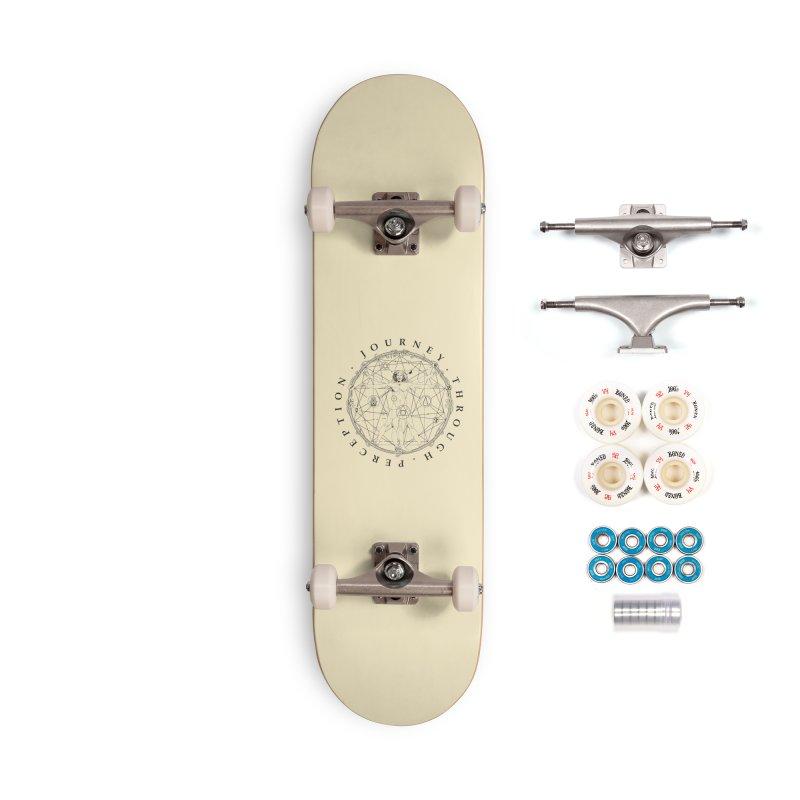Journey Through Perception (Symbol) Accessories Complete - Premium Skateboard by khaliqsim's Artist Shop