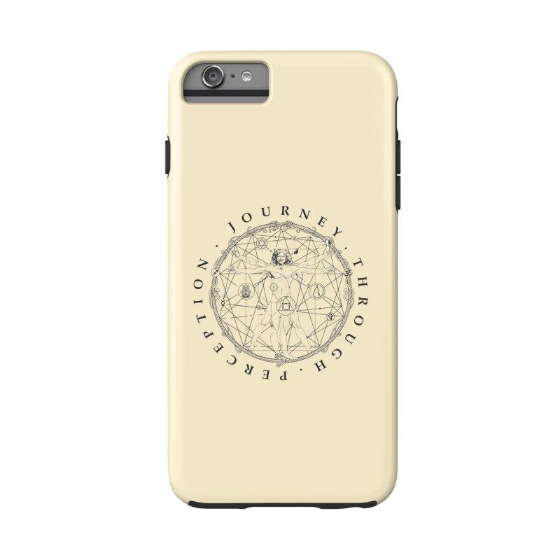 Journey Through Perception (Symbol) Accessories Phone Case by khaliqsim's Artist Shop