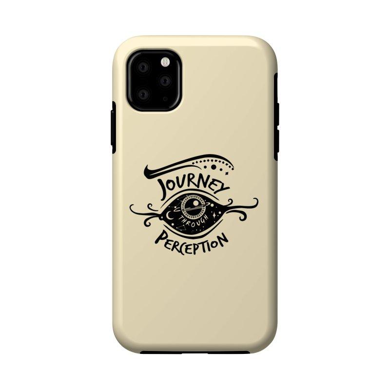 Journey Through Perception (Through the eye of the beholder) Accessories Phone Case by khaliqsim's Artist Shop