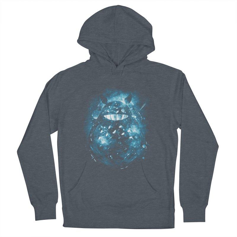 the big friend nebula Men's Pullover Hoody by kharmazero's Artist Shop