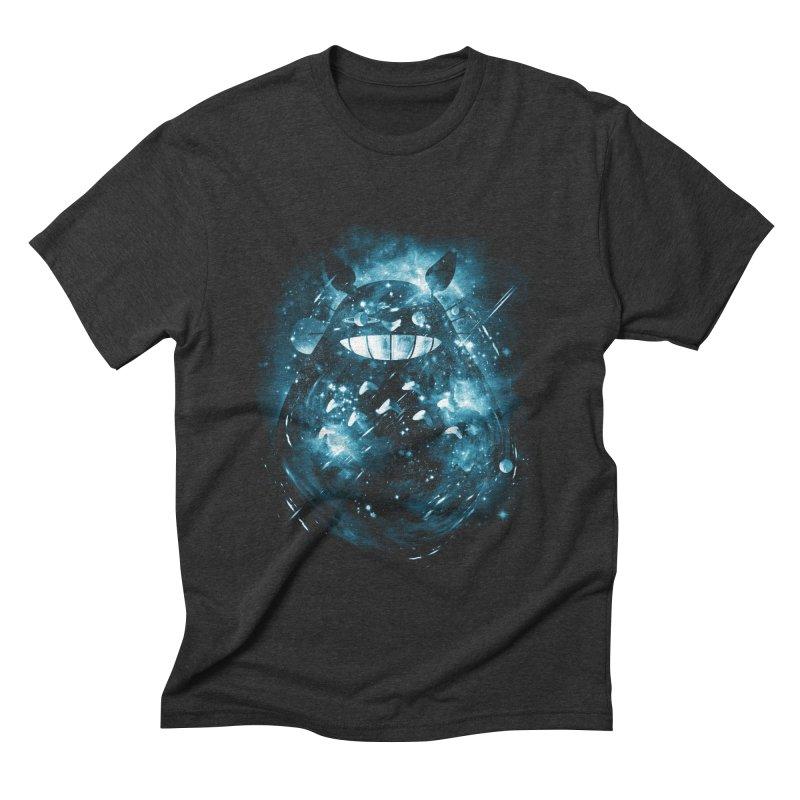 the big friend nebula Men's Triblend T-shirt by kharmazero's Artist Shop