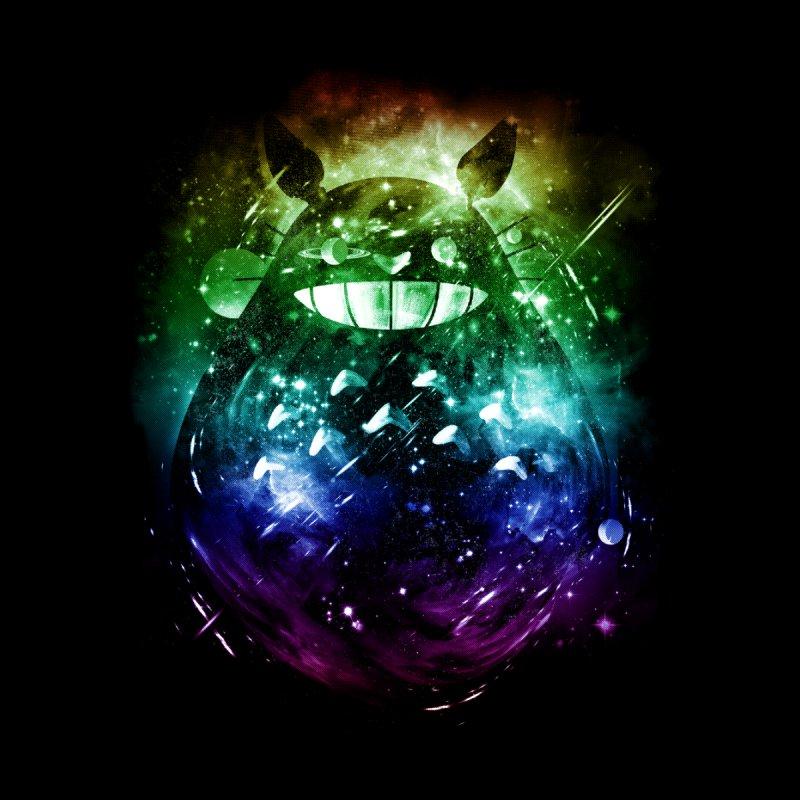 the big friend nebula - rainbow version by kharmazero's Artist Shop