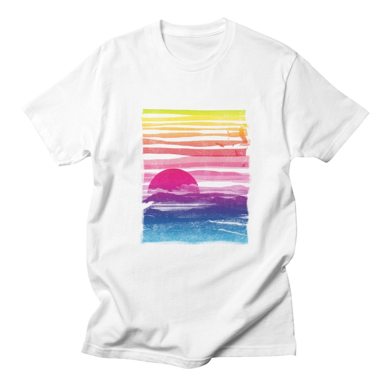 Seascape Men's T-Shirt by kharmazero's Artist Shop