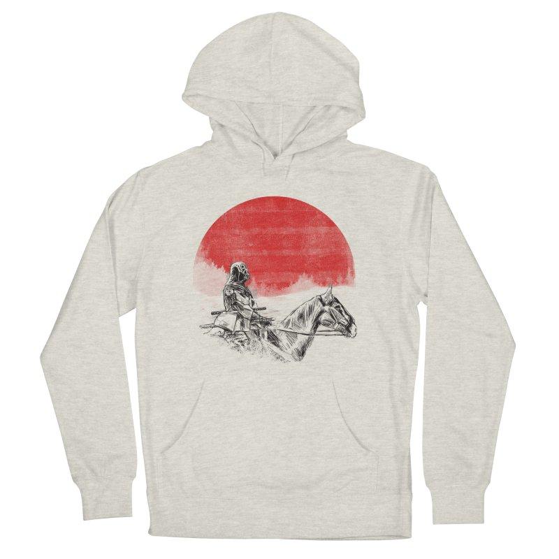 lost samurai Men's Pullover Hoody by kharmazero's Artist Shop
