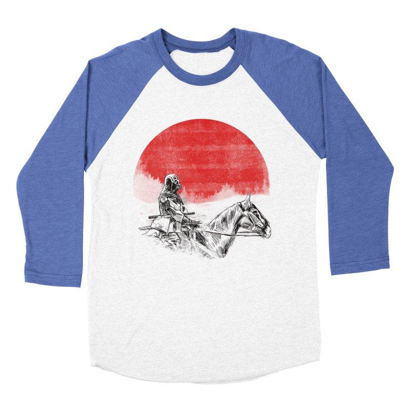 lost samurai Women's Baseball Triblend T-Shirt by kharmazero's Artist Shop