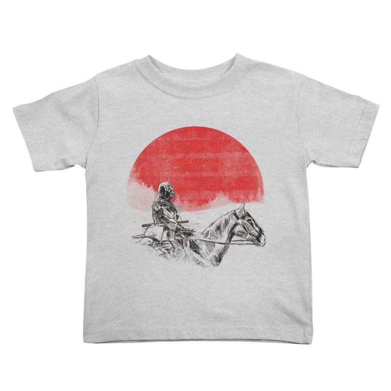 lost samurai Kids Toddler T-Shirt by kharmazero's Artist Shop