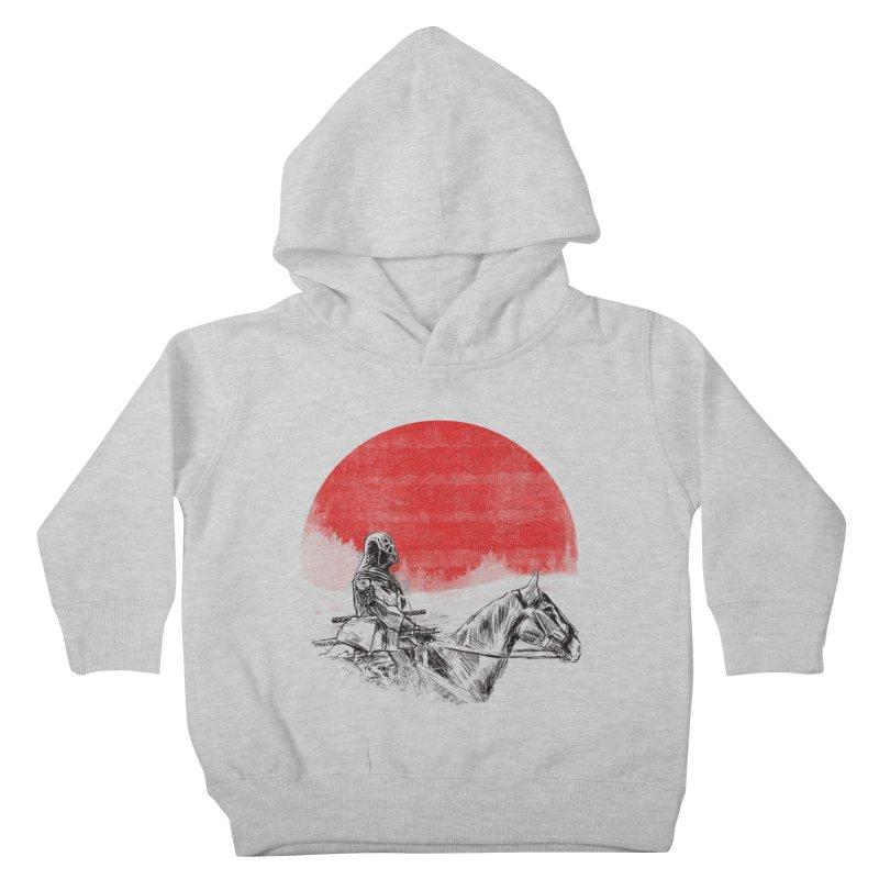 lost samurai Kids Toddler Pullover Hoody by kharmazero's Artist Shop