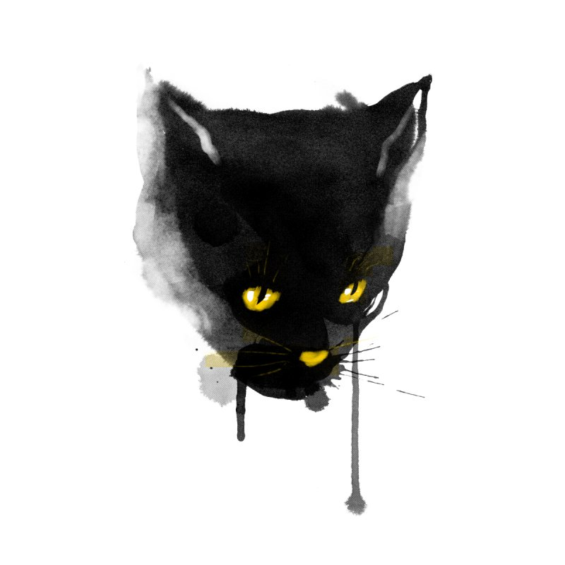 sumi cat by kharmazero's Artist Shop