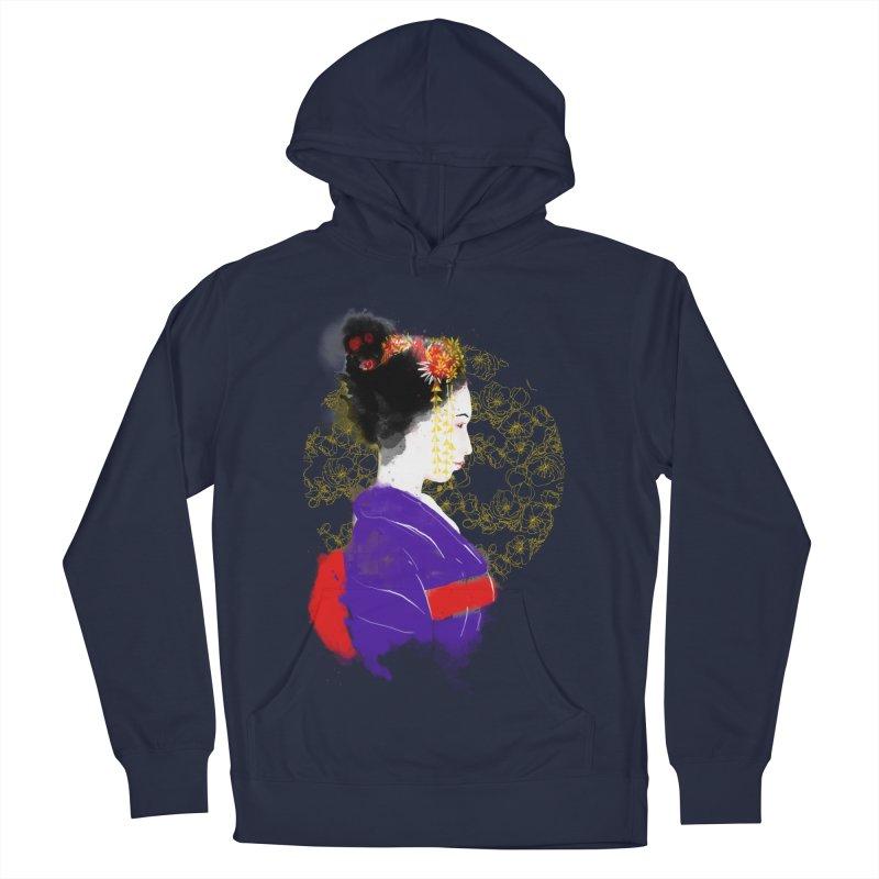 geishartistic Women's Pullover Hoody by kharmazero's Artist Shop