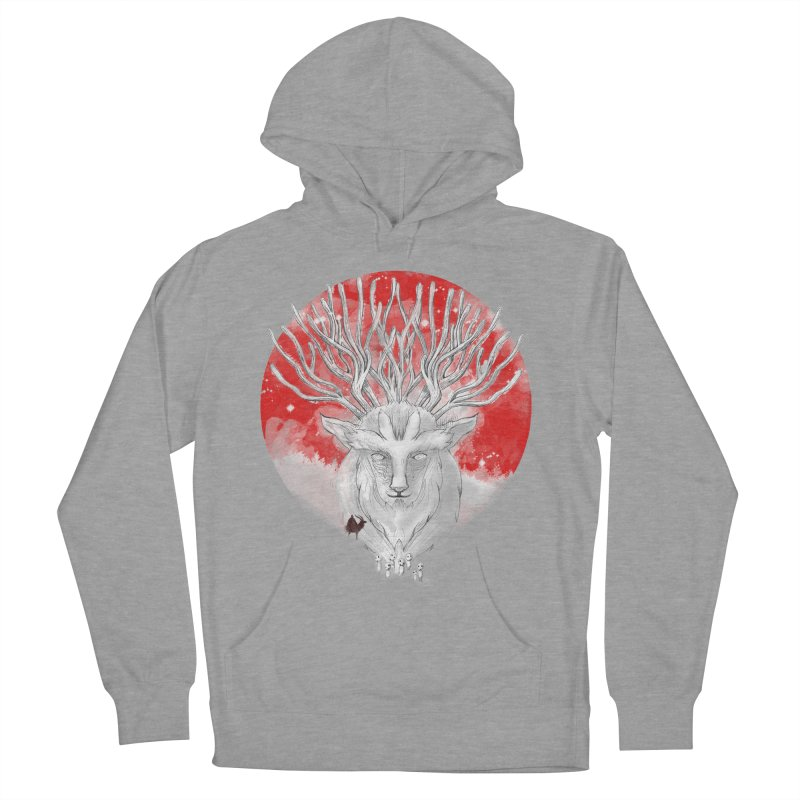 forest defenders Women's Pullover Hoody by kharmazero's Artist Shop