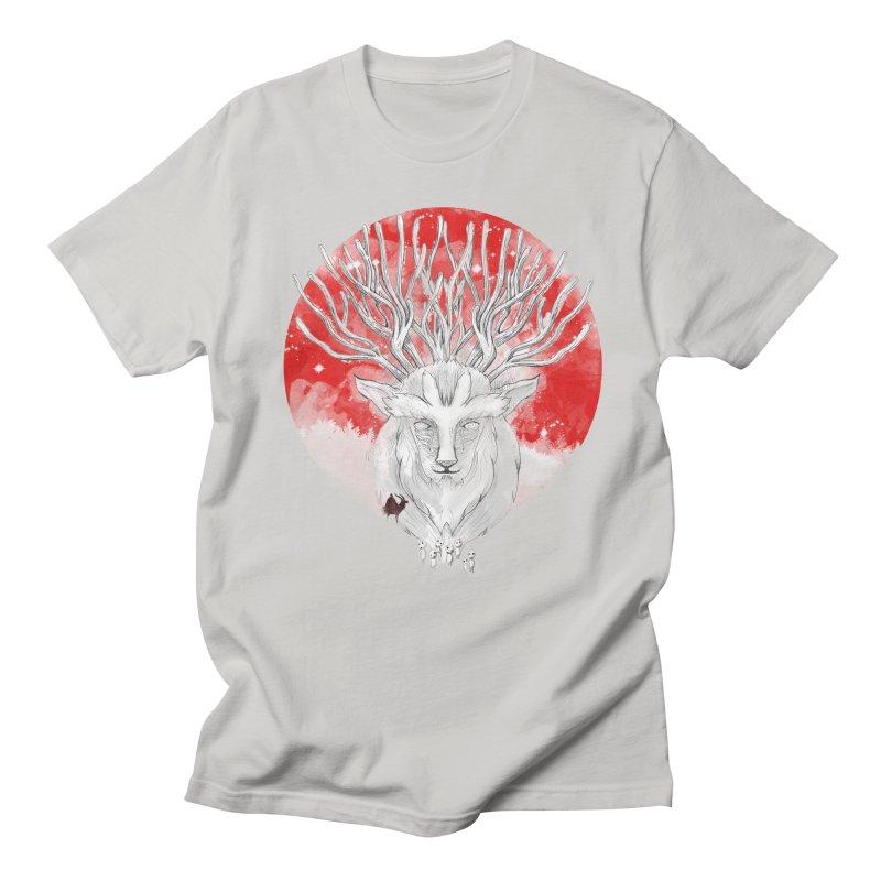 forest defenders Men's T-shirt by kharmazero's Artist Shop