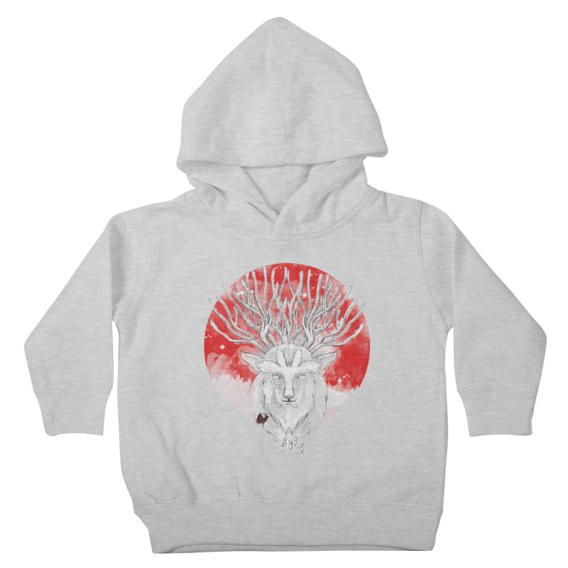 forest defenders Kids Toddler Pullover Hoody by kharmazero's Artist Shop
