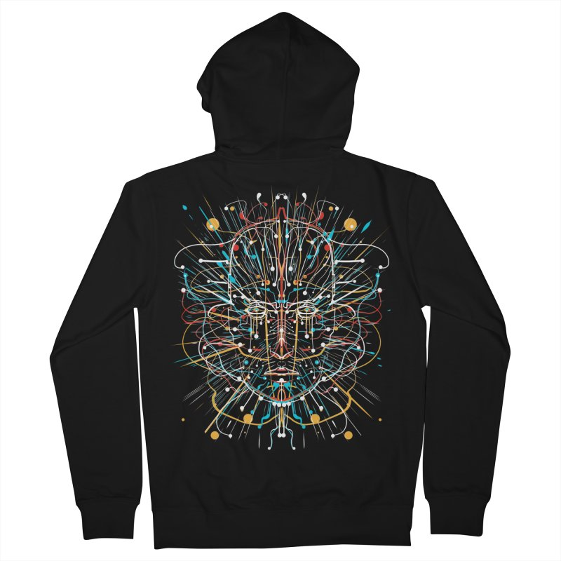 EIDANN Women's Zip-Up Hoody by kharmazero's Artist Shop