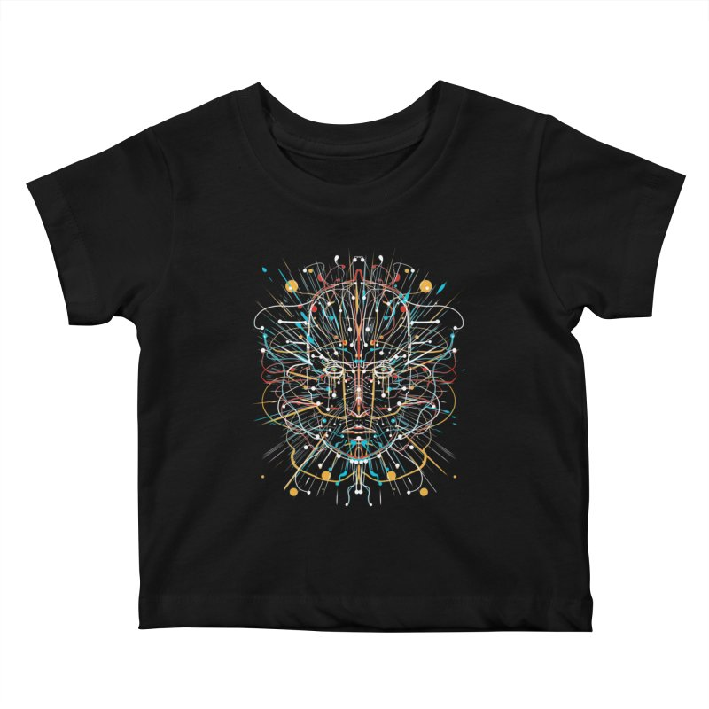 EIDANN Kids Baby T-Shirt by kharmazero's Artist Shop