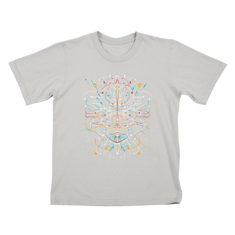 EIDANN Kids T-shirt by kharmazero's Artist Shop
