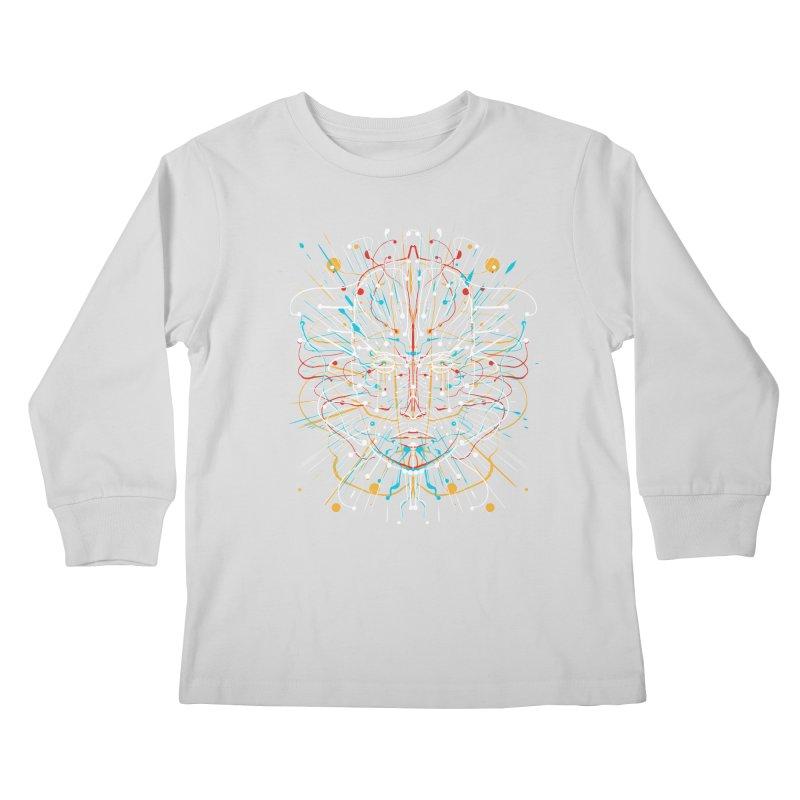 EIDANN Kids Longsleeve T-Shirt by kharmazero's Artist Shop