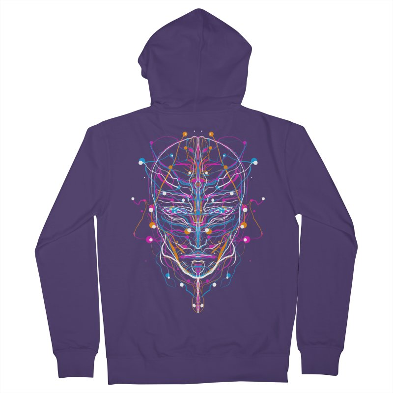IANN Women's Zip-Up Hoody by kharmazero's Artist Shop
