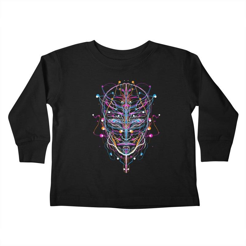 IANN Kids Toddler Longsleeve T-Shirt by kharmazero's Artist Shop