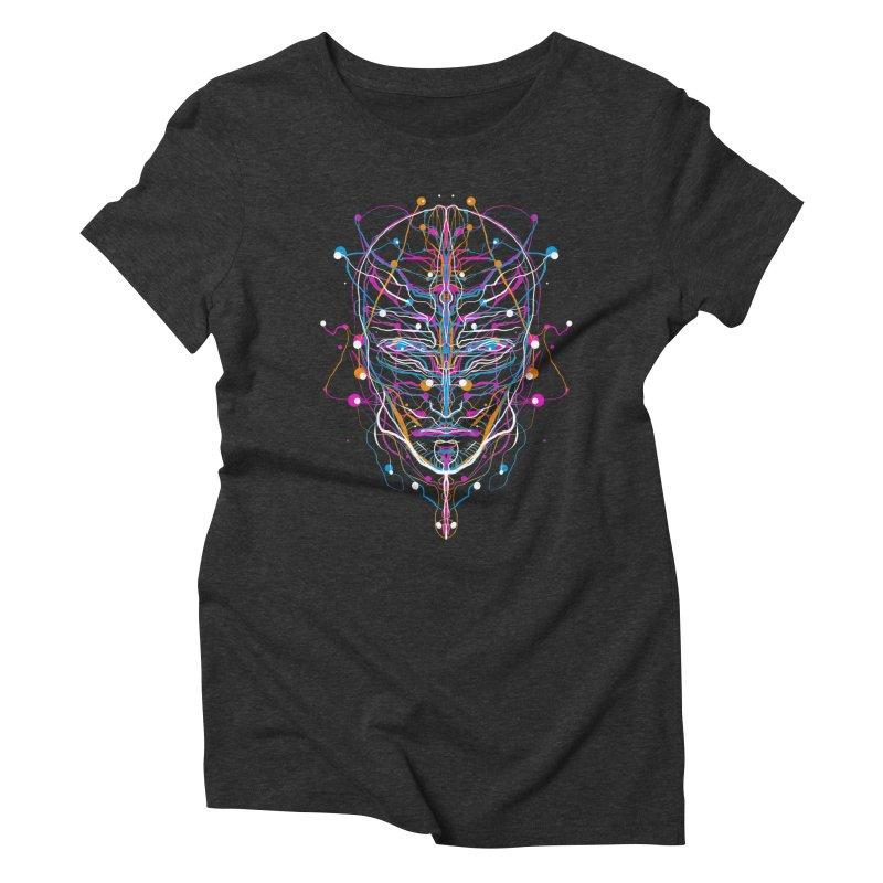 IANN Women's Triblend T-shirt by kharmazero's Artist Shop