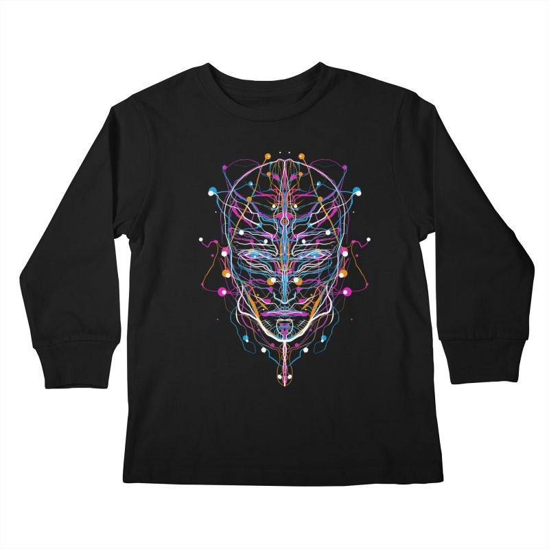 IANN Kids Longsleeve T-Shirt by kharmazero's Artist Shop
