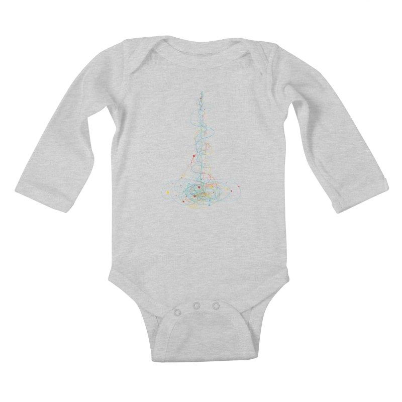 ANAIS Kids Baby Longsleeve Bodysuit by kharmazero's Artist Shop