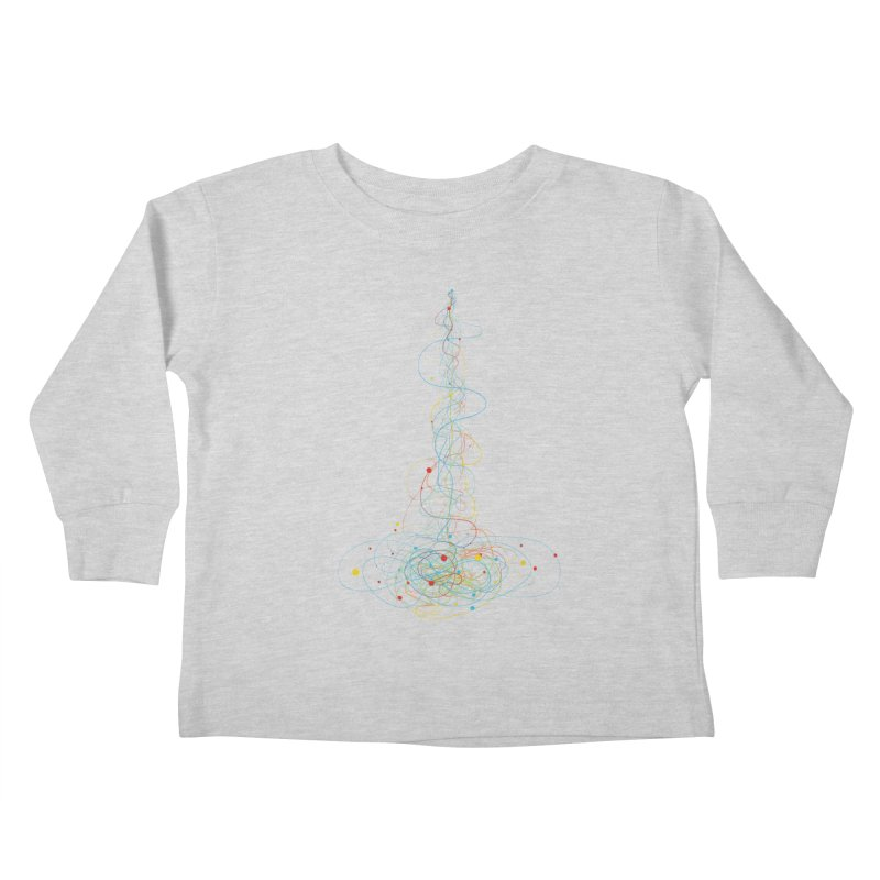 ANAIS Kids Toddler Longsleeve T-Shirt by kharmazero's Artist Shop