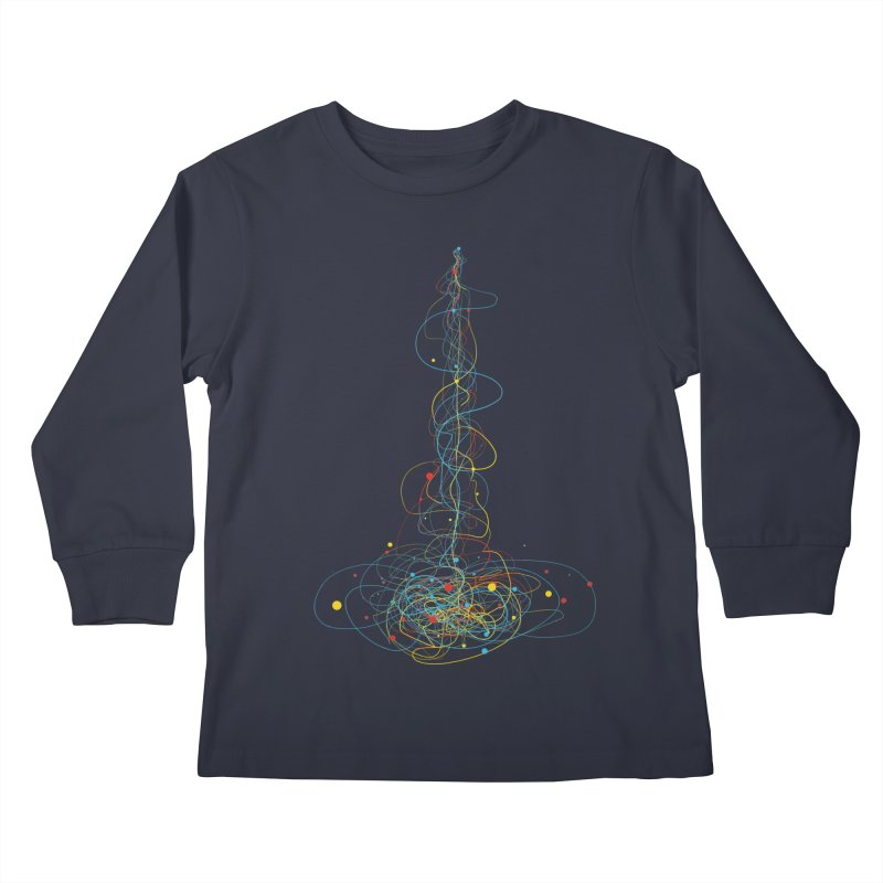 ANAIS Kids Longsleeve T-Shirt by kharmazero's Artist Shop