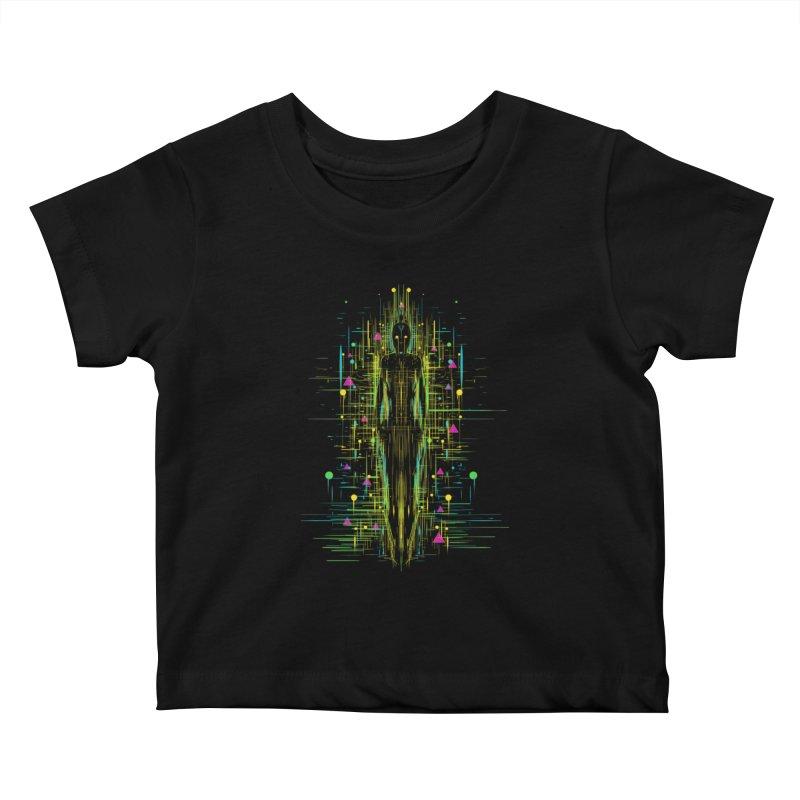 AI rising Kids Baby T-Shirt by kharmazero's Artist Shop
