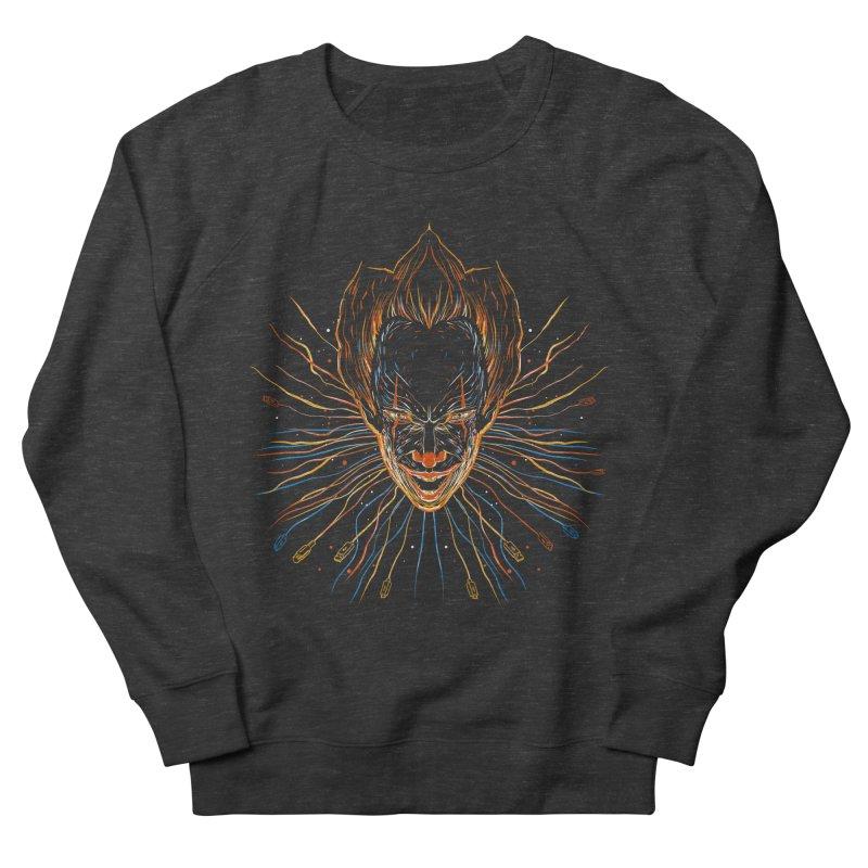 IT clown Women's Sweatshirt by kharmazero's Artist Shop