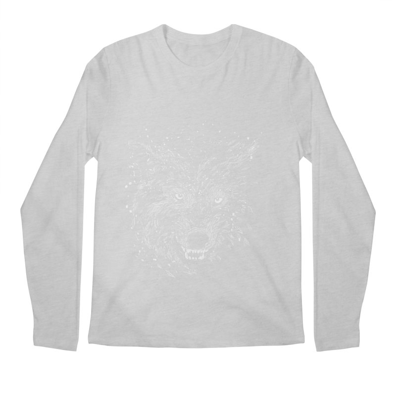 winter is coming Men's Longsleeve T-Shirt by kharmazero's Artist Shop