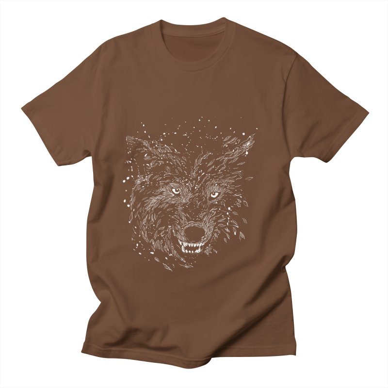 winter is coming Men's T-Shirt by kharmazero's Artist Shop