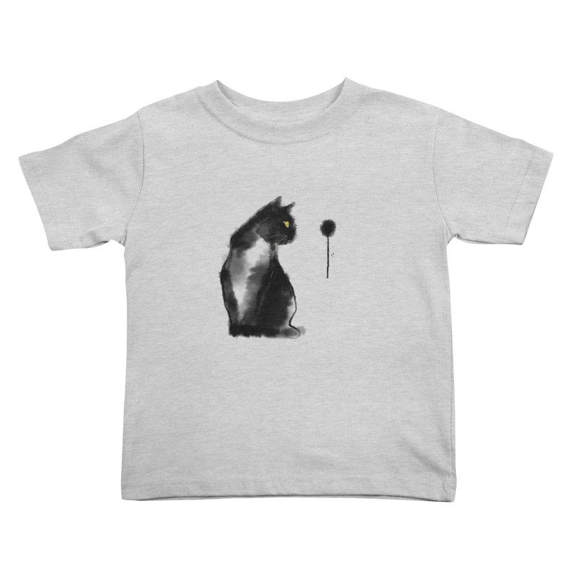 predation instinct Kids Toddler T-Shirt by kharmazero's Artist Shop