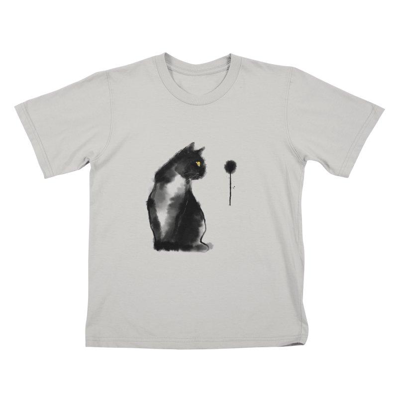 predation instinct Kids T-Shirt by kharmazero's Artist Shop