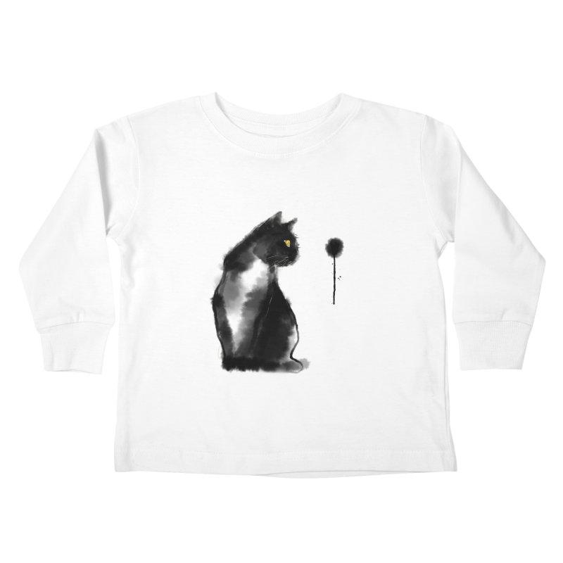 predation instinct Kids Toddler Longsleeve T-Shirt by kharmazero's Artist Shop