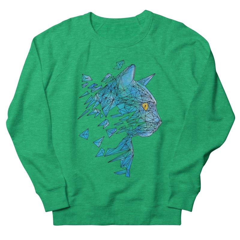 polycat Women's Sweatshirt by kharmazero's Artist Shop
