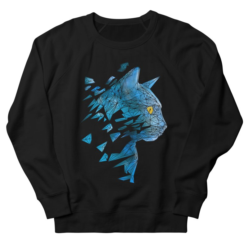 polycat Men's Sweatshirt by kharmazero's Artist Shop