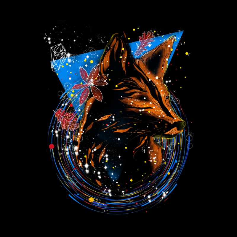 magical fox by kharmazero's Artist Shop