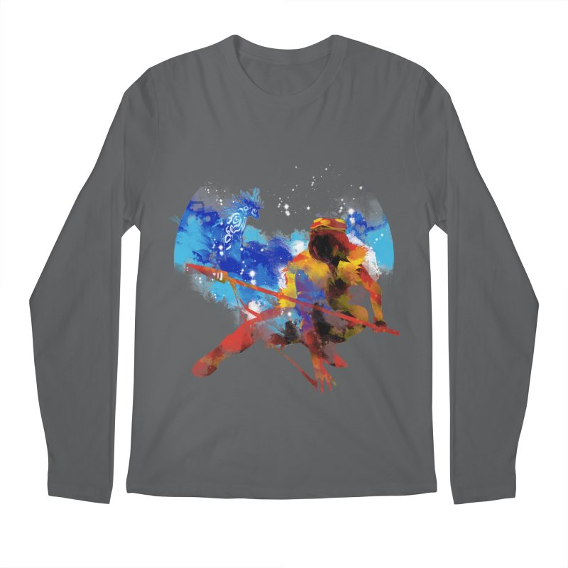 red princess Men's Longsleeve T-Shirt by kharmazero's Artist Shop