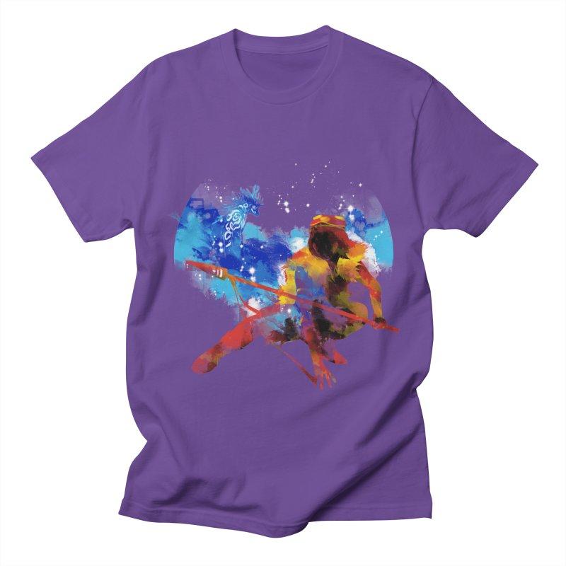 red princess Men's T-Shirt by kharmazero's Artist Shop