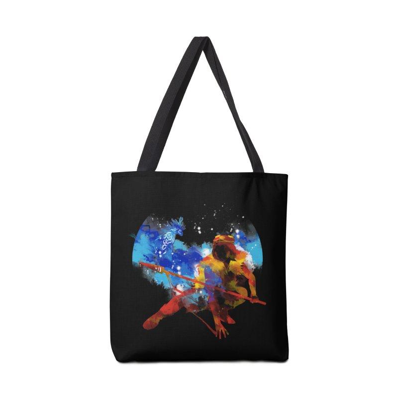 red princess Accessories Bag by kharmazero's Artist Shop