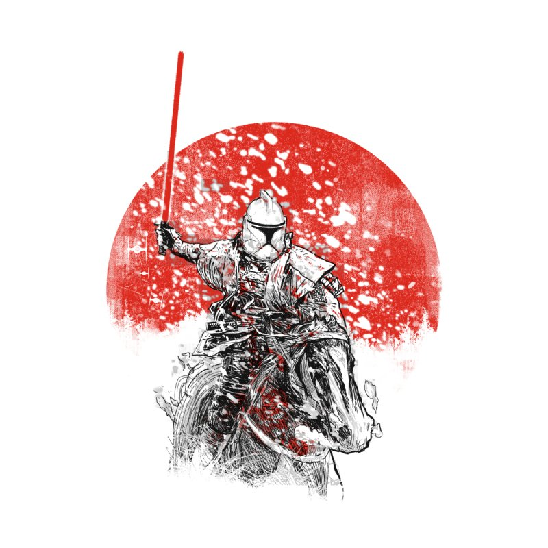 samurai trooper by kharmazero's Artist Shop