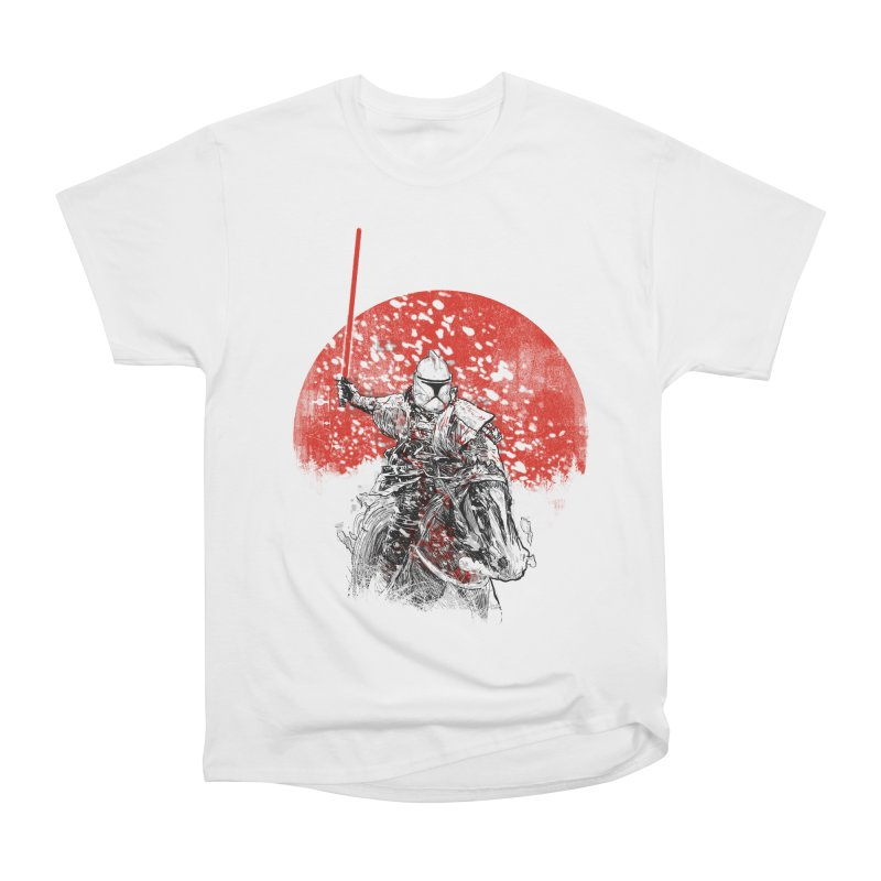 samurai trooper Men's Classic T-Shirt by kharmazero's Artist Shop
