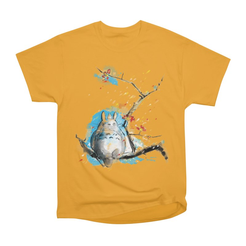 forest spirit a la hokusai Men's Classic T-Shirt by kharmazero's Artist Shop