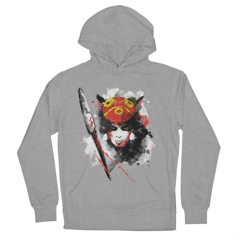 red princess Women's Pullover Hoody by kharmazero's Artist Shop