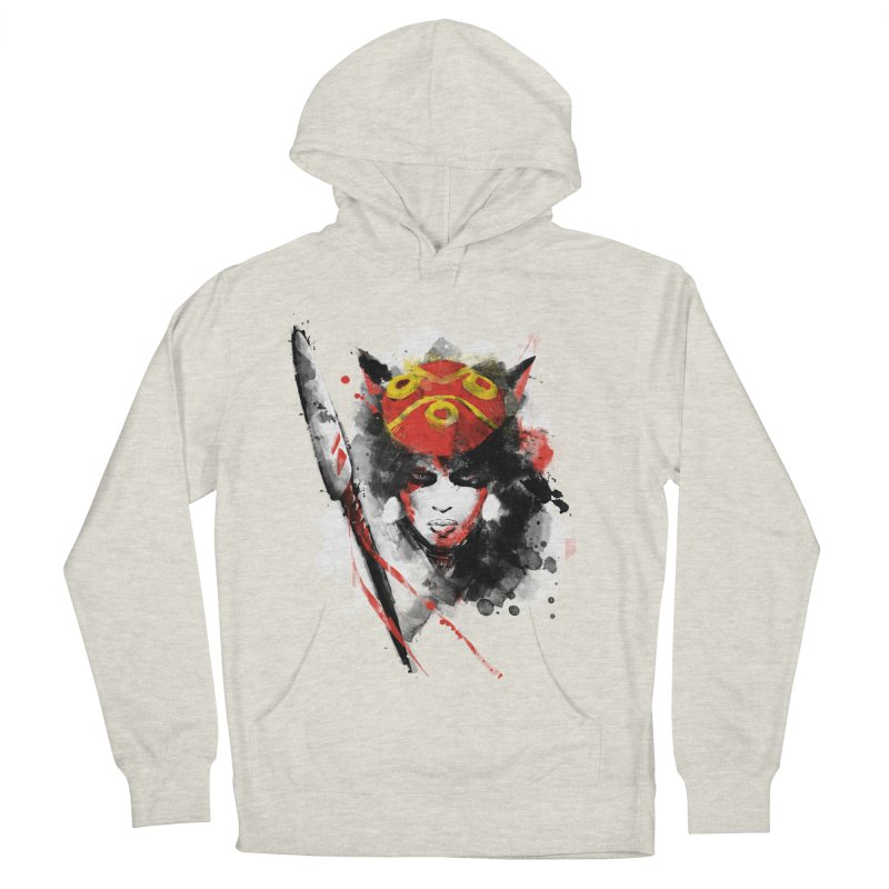 red princess Men's Pullover Hoody by kharmazero's Artist Shop