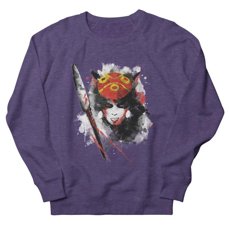 red princess Men's Sweatshirt by kharmazero's Artist Shop
