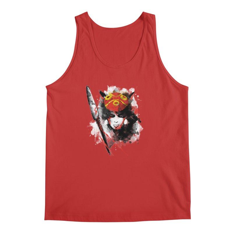 red princess Men's Tank by kharmazero's Artist Shop