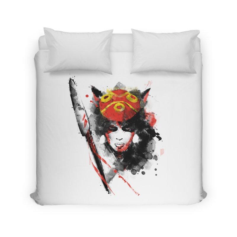 red princess Home Duvet by kharmazero's Artist Shop