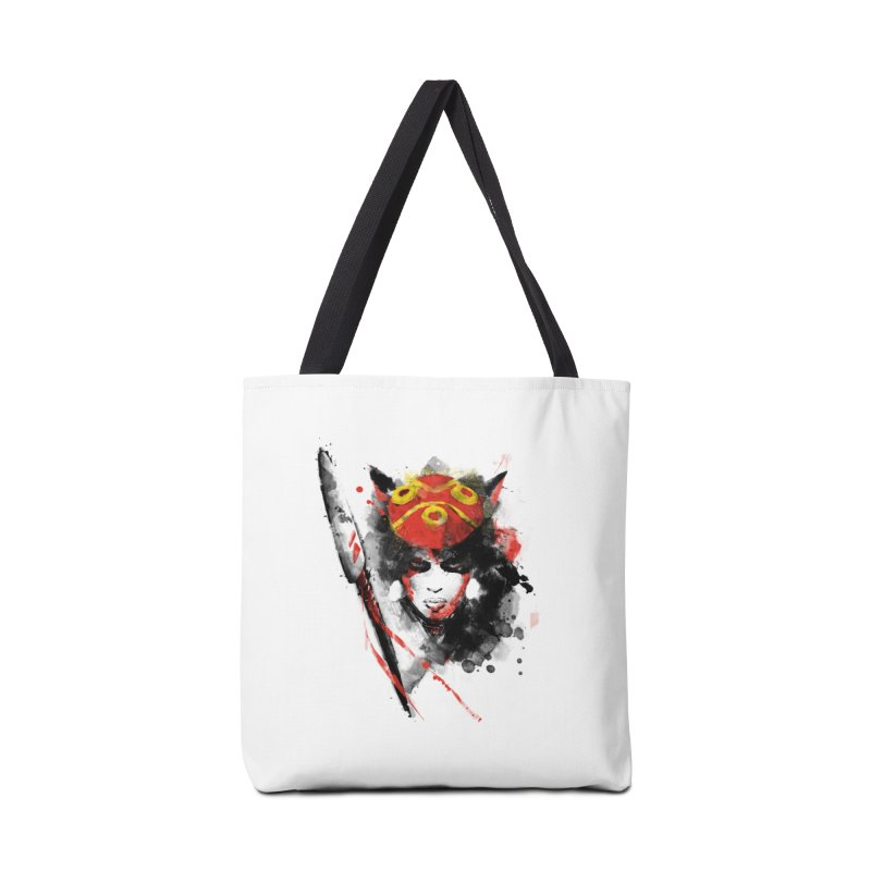 red princess Accessories Bag by kharmazero's Artist Shop