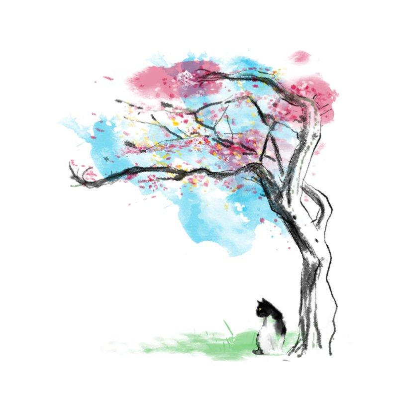 sakura delicious Home Fine Art Print by kharmazero's Artist Shop